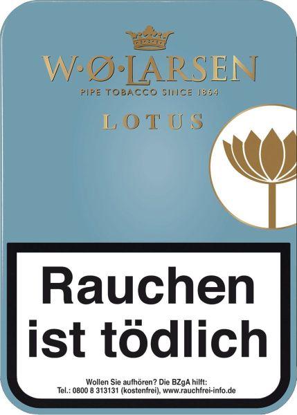 W.O. Larsen Pfeifentabak Lotus (Dose á 100 gr.)