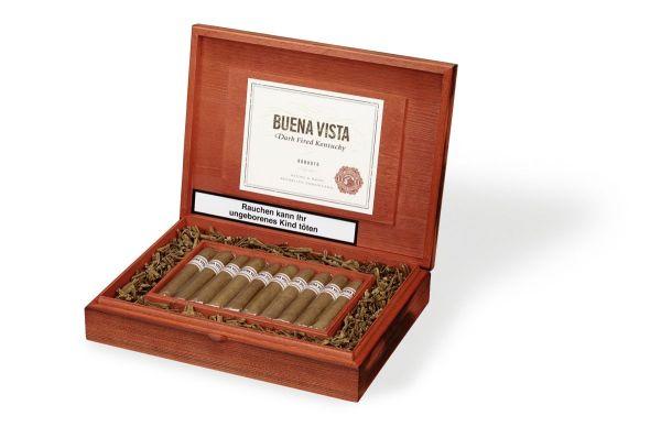 Buena Vista Zigarren Dark Fired Kentucky Robusto (Schachtel á 20 Stück)