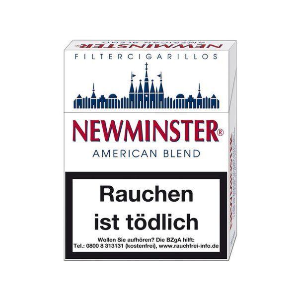 Villiger Zigarillos Newminster (8x23 Stück) 3,10 €   24,80 €