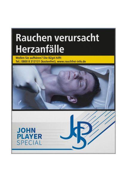 JPS Zigaretten Blue Stream XXXL-Box (6x33er)