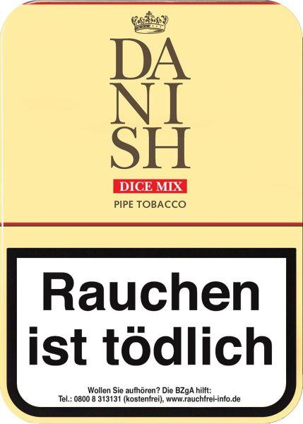 Danish Pfeifentabak Dice Mix (Dose á 100 gr.)