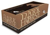Dark Horse Carbon & Copper XL Zigarettenhülsen Filterlänge 24mm (5 x 200 Stück)