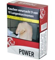 Power Zigaretten red Maxi Box (8x30er)
