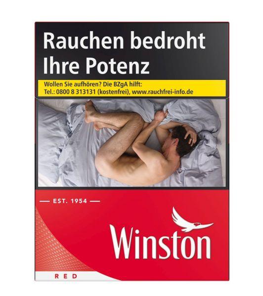 Camel Zigaretten Winston Red XXL-Box (8x26er)