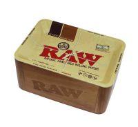 RAW Wooden Cache Box Mini (18x12,5cm) (Stück á 1 Stück)