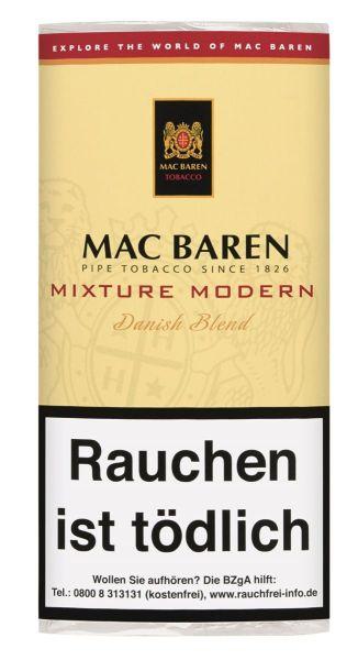 Mac Baren Pfeifentabak Mixture Modern (Pouch á 50 gr.)