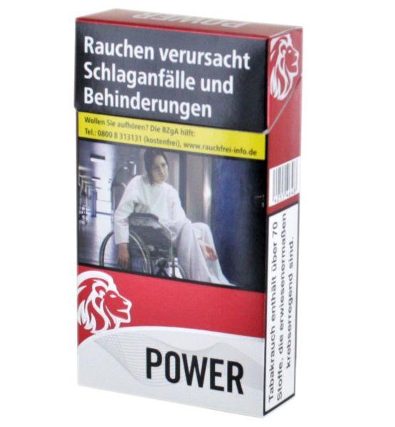 Power Zigaretten red Long (10x20er)