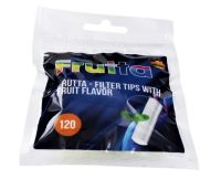 Frutta Menthol Flavour Slim Filter Tips 120er (Beutel á 120 Stück)