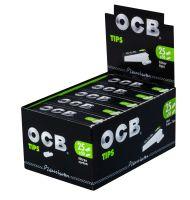 OCB Filter Tips (25 x 50 Stück)