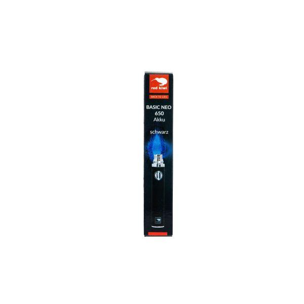 Red Kiwi Akku S-Line Basic Neo schwarz 650mAh (Stück á 1 Stück)