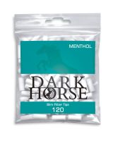 Dark Horse Slim Zigarettenfilter Tips Menthol 6mm