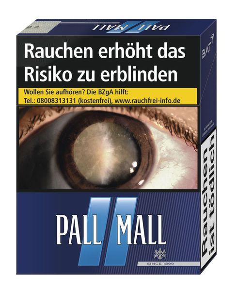 Pall Mall Zigaretten Blue 8€ (XXL) (8x25er)