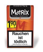 Matrix Zigarillos O Filtercigarillos 84mm (10x17 Stück) 1,90 € | 19,00 €