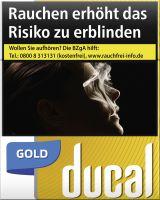 Ducal Gold Cigarettes