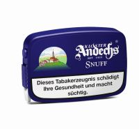 Andechs Snuff Schnupftabak (10 x 10 gr.)