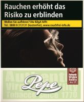 Pepe Zigaretten Bright (Easy) Green Ultra Pack (4x40er)