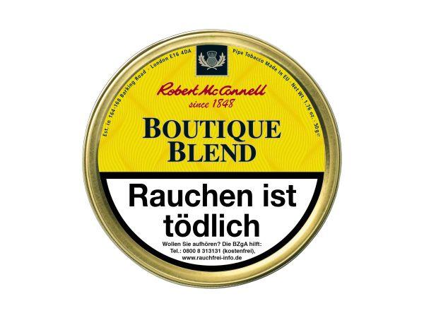 Robert McConnell Pfeifentabak Boutique Blend (Dose á 50 gr.)
