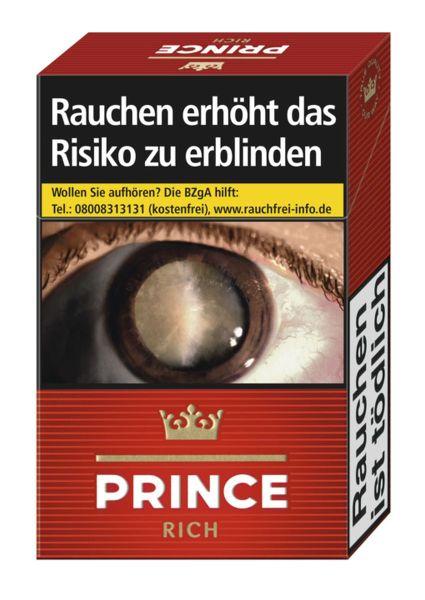 Prince Zigaretten Automat Automatenp. Rich Edition (20x23er)