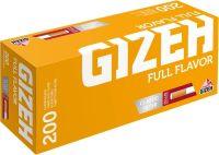 Gizeh Full Flavor gelb Zigarettenhülsen (5 x 200 Stück)