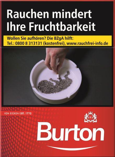 Burton Zigaretten Original XXL-Box (8x30er)