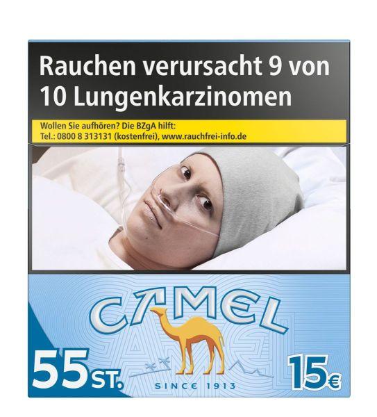 Camel Zigaretten Blue BP 6XL (4x53er)