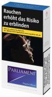 Parliament Zigaretten Night Blue Long (10x20er)