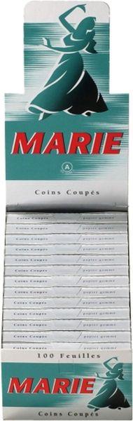 Marie Papier (25 x 1 Stück)