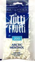 Tutti Frutti Arctic Menthol Slim Size Filter 6mm (20 x 200 Stück)