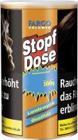 Fargo Volumentabak Volumen Stopf-Dose Gelb (Dose á 100 gr.)