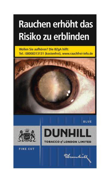 Dunhill Zigaretten Fine Cut Blue (10x20er)