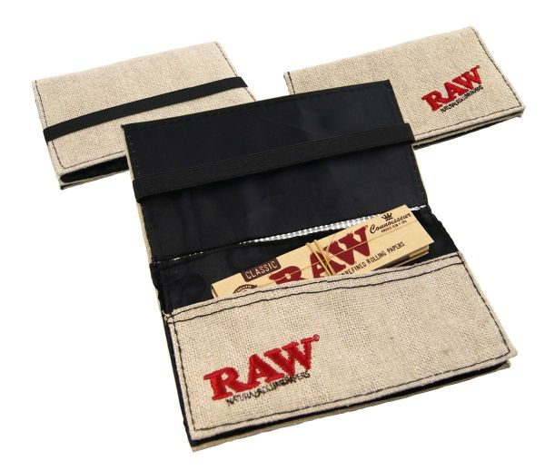 RAW Tabaktasche Drehertasche Wallet (Stück á 1 Stück)
