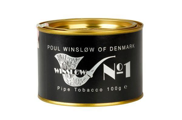 Diverse Pfeifentabak Poul Winslow No.1 (Dose á 100 gr.)