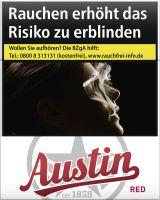 Austin Zigaretten Red Cigarettes (XL) (8x25er)