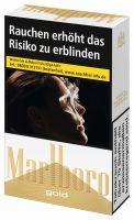 Marlboro Zigaretten Gold (8x23er)