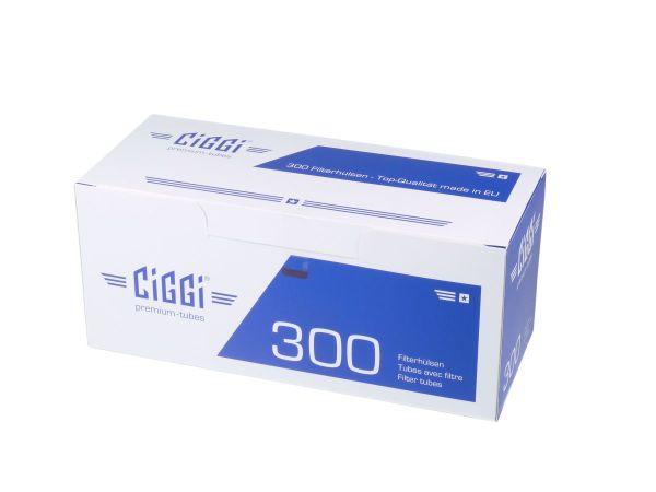 Ciggi Zigarettenhülsen (4 x 300 Stück)