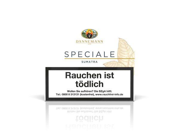 Dannemann Zigarillos Speciale Sumatra (Schachtel á 20 Stück)
