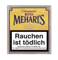 Meharis Zigarillos Agio Mehari's Mini Dominican (Schachtel á 20 Stück)