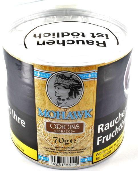 Mohawk Zigarettentabak Origins Tobacco (Dose á 70 gr.)