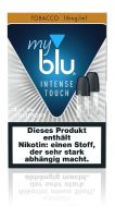 myblu Pod Intense Touch Tobacco eLiquid 18mg Nikotin 1,5ml (2 Stück)