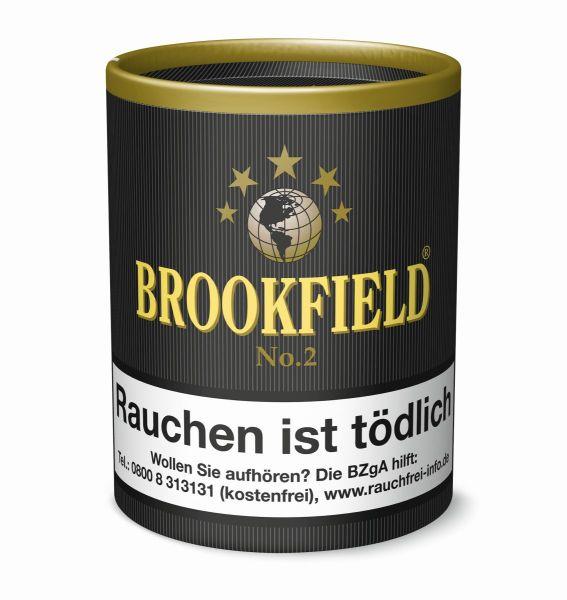 Brookfield Pfeifentabak No. 2 (Dose á 200 gr.)