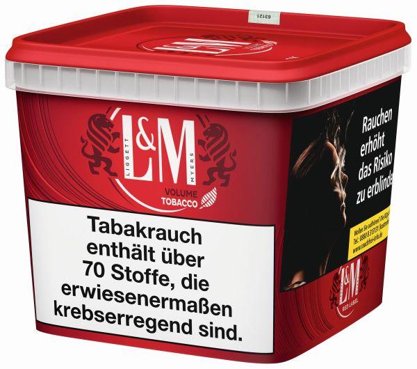 L&M Volumentabak Volume Tobacco Red (Dose á 280 gr.)