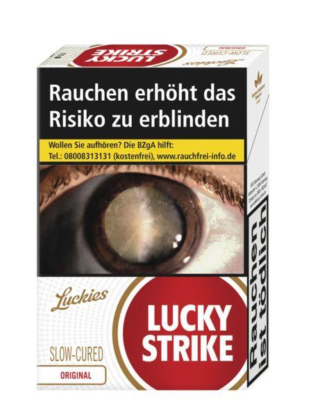 Lucky Strike Zigaretten Original Red 7€ (XL) (10x20er)