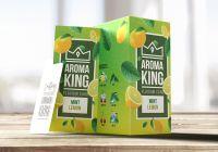 Aroma King Aroma Card Mint Lemon (25 x 1 Stück)