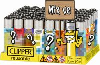 Clipper Feuerzeuge Mix 2