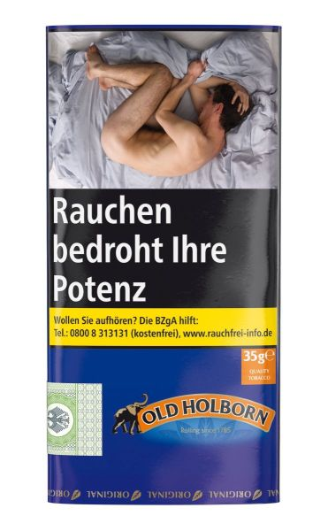 Old Holborn Zigarettentabak Pouch (10x35 gr.) 7,40 € | 74,00 €