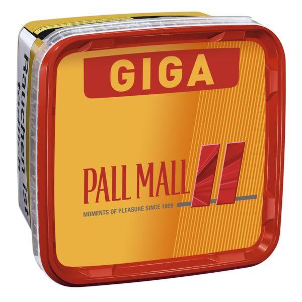 Pall Mall Volumentabak Allround Red Giga Box (Dose á 260 gr.)