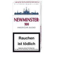 Villiger Zigarillos Newminster American Blend 100mm Zigarillos (10x17 Stück) 2,70 € | 27,00 €