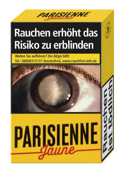 Parisienne Zigaretten Jaune (10x20er)