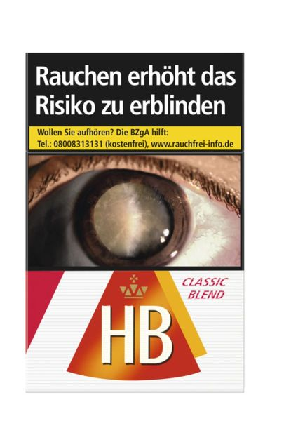 HB Zigaretten Classic Blend (10x20er)