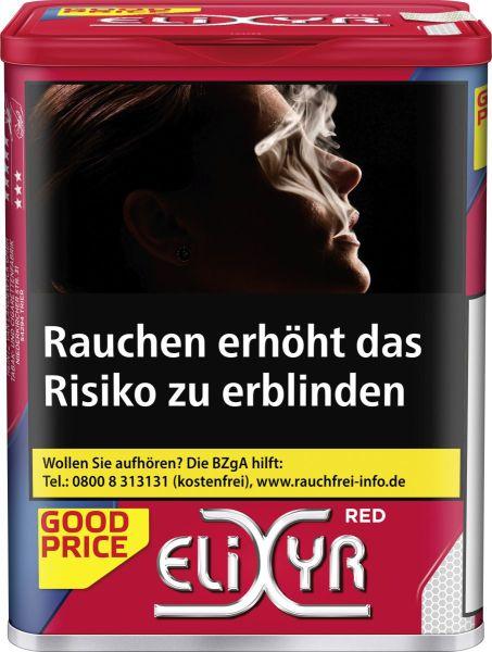 Elixyr Zigarettentabak Classic Cigarette Tobacco Red (Dose á 115 gr.)